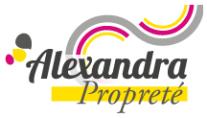 ALEXANDRA PROPRETE